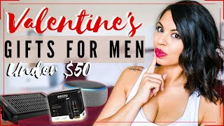 Valentines Day Gifts For Him 2020 L Mens Gifts Under 50 Dollars