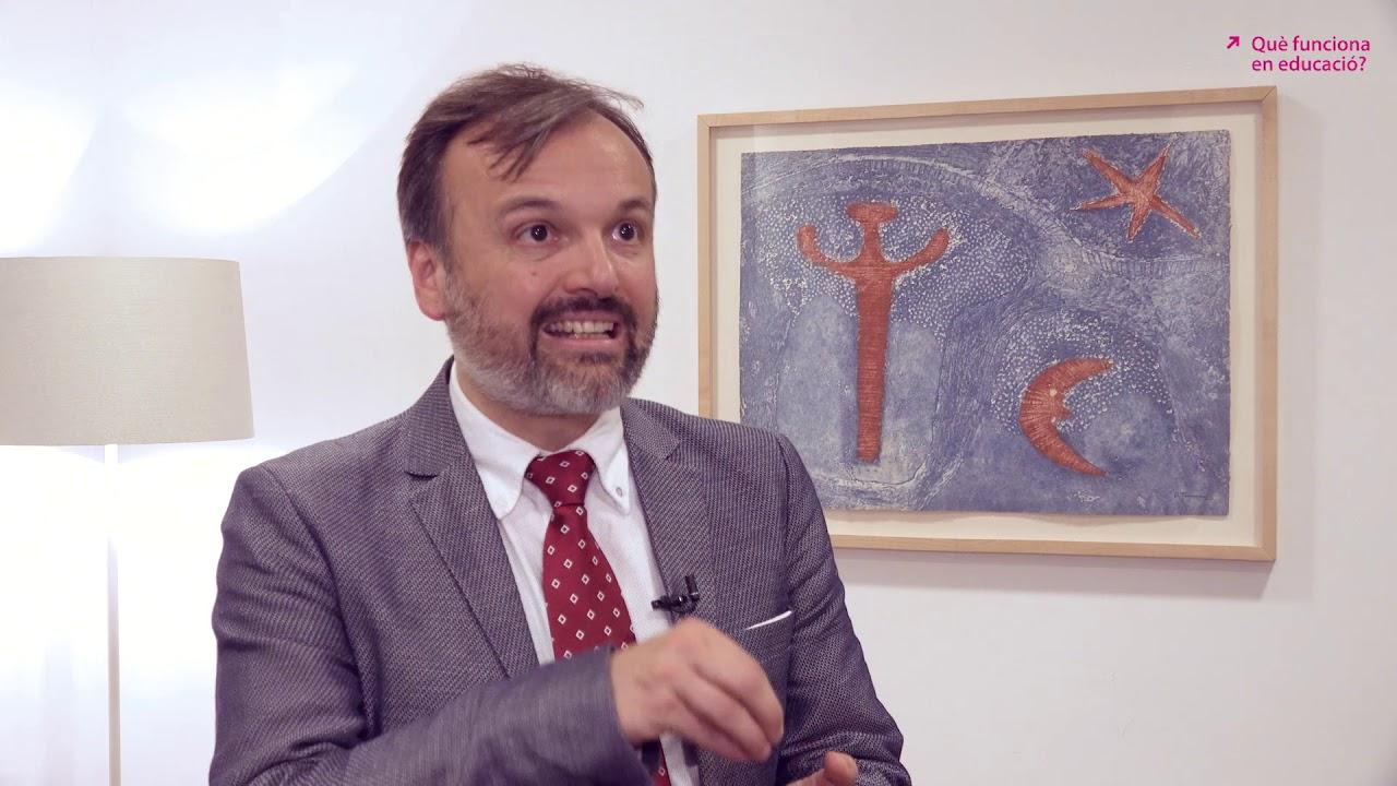 Tres claus per a la millora de la formació permanent del professorat - Jaume Ametller