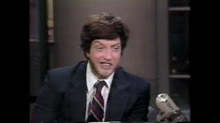 Chris Elliott as Marv Albert Collection on Letterman, 1986