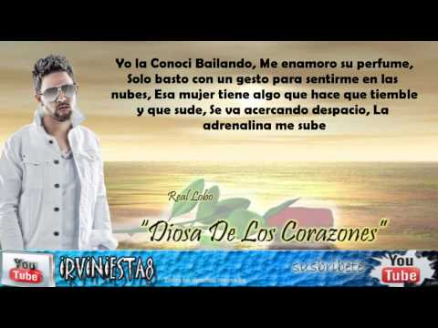 Diosa De Los Corazones (Letra) - Lobo Ft. Arcangel, Zion Y Lennox Y Rakim Y Ken-Y (La Formula)