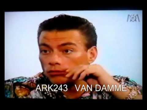 Jean Claude Van Damme _ ( RARE ) Saga Des Series - PART 2