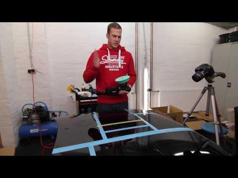 HQS Autopflege - HPX Abklebebänder fürs Polieren