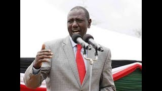 DP Ruto confesses,