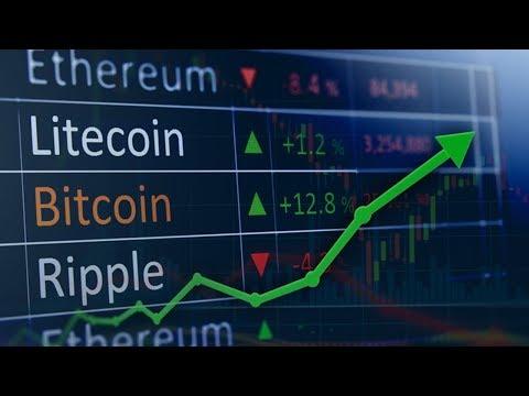 Vietos kuriose yra bitcoin
