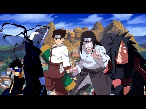 Top 10 Favorite Naruto Characters