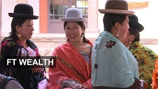 Bolivias Rising Indigenous Bourgeoisie | FT Wealth