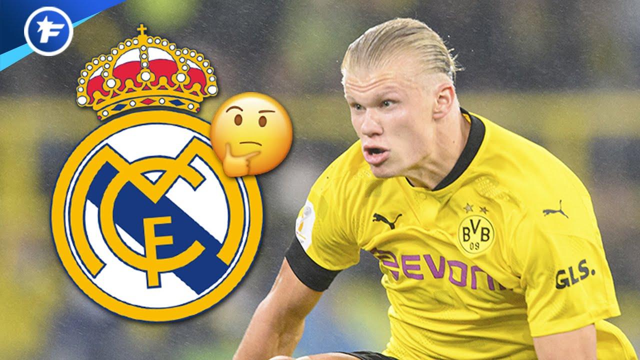 Le Real Madrid a déjà tout prévu pour faire venir Erling Haaland   Revue de presse
