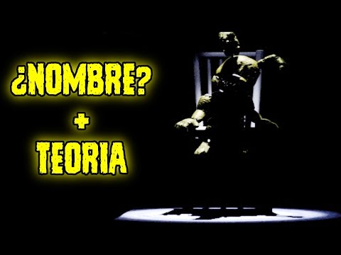 ¿El Nombre REAL de Mini SpringTrap? + Teoria | Five Nights At Freddy's  4 | FNAF 4