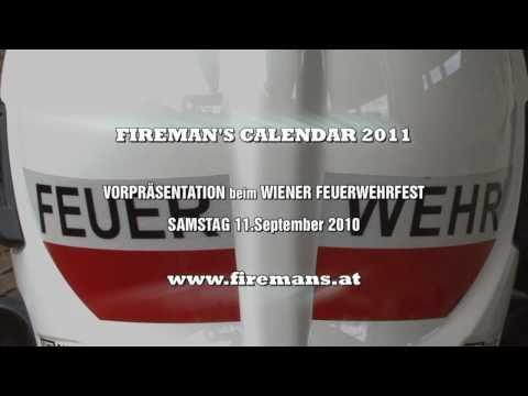 FIREMANS CALENDAR 2011 Trailer