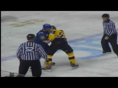 Craig Simchuk vs. Cody Castro