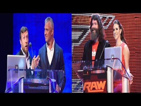 Every WWE Draft Pick Back To Back - WWE Draft 2016