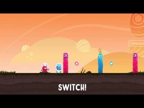 In Joggernauts you have to switch switch SWITCH! SWIIIIIIIIIITCH! (HD) thumbnail