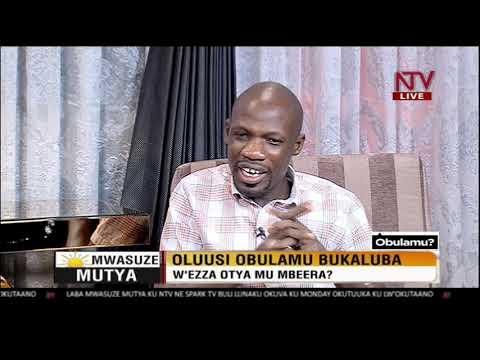 Mwasuze Mutya: Obulamu bwebukaluba obuzza otya?