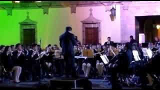 Banda sinfónica de Estado de Zacatecas - popurrí de La  Maldita Vecindad