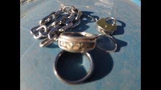 Beach Metal Detecting Rings