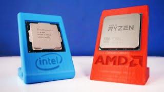 Quel processeur PC choisir en 2019 ?