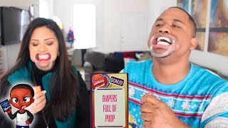 We Finally Did The MOUTHGUARD Challenge | Watch Ya Mouth FAIL!!