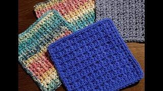 Spritz Cookie Dishcloth Crochet Pattern - YarnWars
