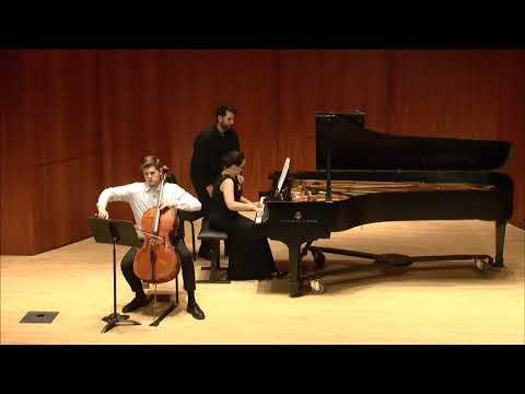 Bridge: Sonata for Cello and Piano, H 125