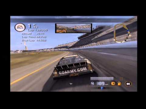 NASCAR 08 Playstation 2