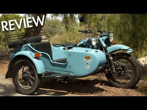 Ural 2WD Sidecar Motorcycle – MotoGeo Review