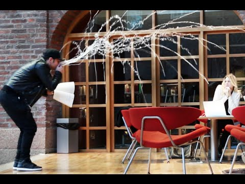 "Magic Sneeze Prank "" Extravaganza""😤 -Julien magic"