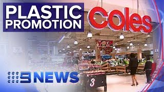 Coles giving away reusable food containers | Nine News Australia