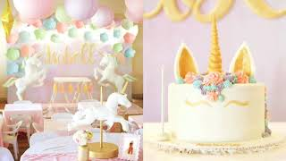 Pastel Unicorn Themed Party By Party Dish-Event Styling