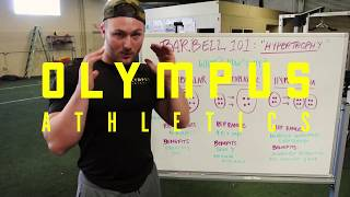 Barbell 101 - The ONLY 3 ways to Build Muscle