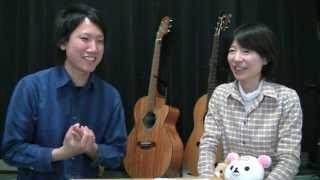 【ギター教室対談】第1回「こんな私でも大丈夫?」 上坂実ギター教室 × Rumika's Music School