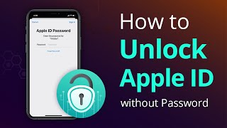 How to Unlock Apple ID without Password and iTunes [2020]