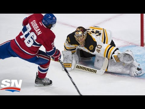 P.K. Subban Lights Up The Bell Centre With Breakaway Goal | NHL Moments