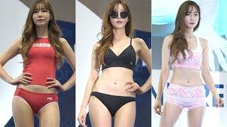 [4K] 170527 김혜진 Mistral marine look fashion show [2017 경기국제보트쇼]【직캠/fancam】