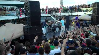 """Large In The Margin"" LIVE (311 cruise)"