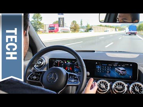 Aktiver Nothalt-Assistent im Mercedes GLA: Notstopp auf Autobahn & Landstraße & eCall im Test
