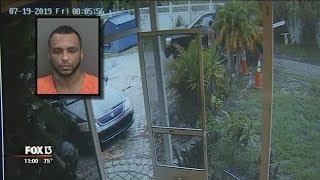 Gibsonton man spots his stolen truck; wild ride ensues