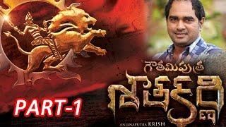 Exclusive Interview With Krish On Gautamiputra Satakarni Success  Pravasa Bharat 1  TV5 News