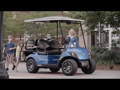 2021 Yamaha Drive2 PTV PowerTech AC in Jesup, Georgia - Video 1