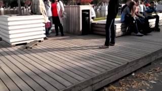 Правда о жизни в России ... Москва. Парк Горького.