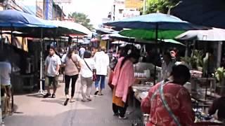 preview picture of video 'China Town, Khlong Thom & Sampeng Markets, Bangkok, Thailand ( 1 )'