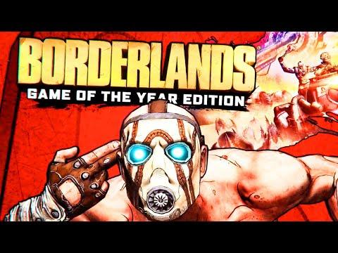 Borderlands Game of the Year Enhanced Steam CD Key | Kinguin