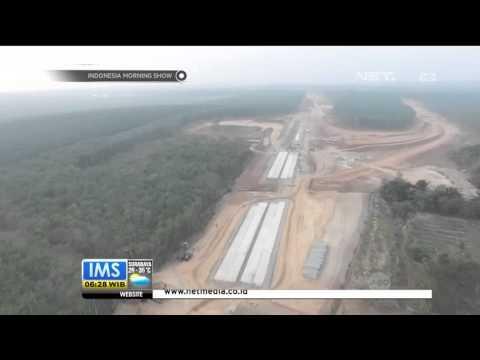 Pembangunan Tol Sumatera di Lampung Selatan Terancam Tertunda