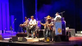 "The Turnpike Troubadours perform ""Every Girl"""