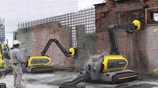 Amazing Modern Construction Technology !