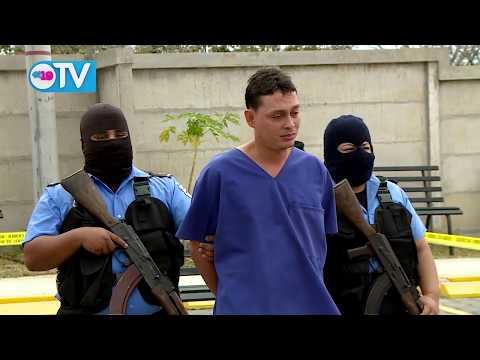 Policía Nacional captura a autor de los delitos de violación y robo con intimidación en Managua