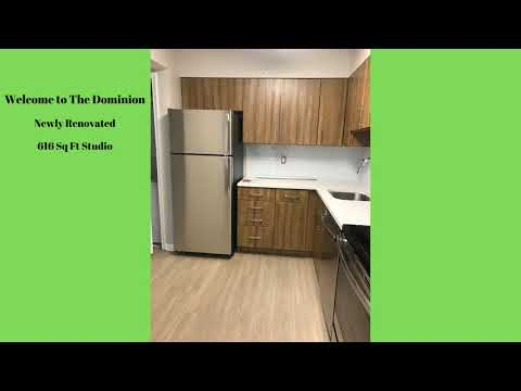 Tour of the Dominion Floor Plan