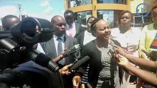 Waiguru gives Aukot free advice on how to campaign