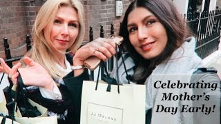 VLOG: Celebrating Mother's Day Early!