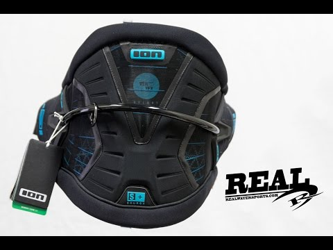 2017 ION Vertex SELECT Kiteboarding Harness REVIEW
