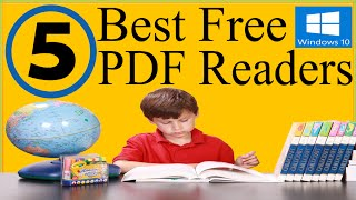 Best, Free PDF Readers For Windows 10, 7, 8, XP With Tabbed Interface